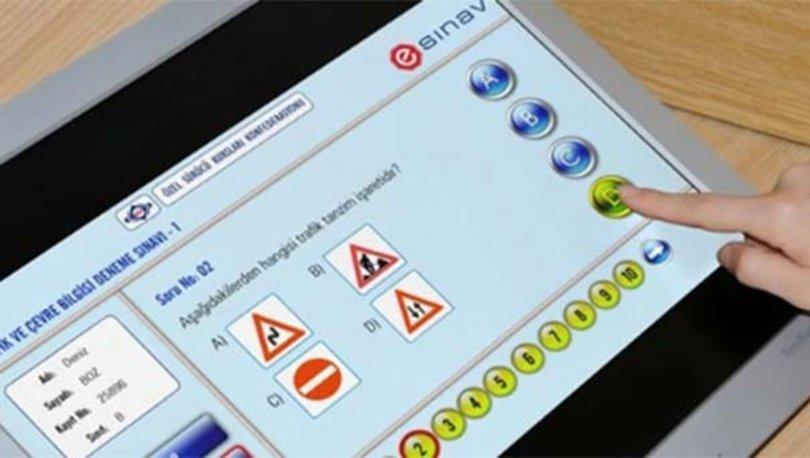 E-Sınav Sistemi Hakkında