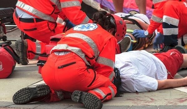 Kaza Yeri ve İlkyardım Önlemleri